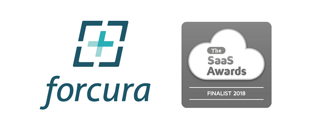 SaaS Awards + forcura