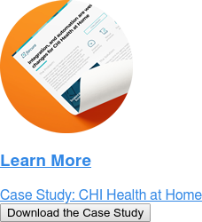 Learn More  Case Study: Integration and Automation Download the Case Study